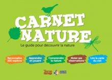 Carnet Nature - le guide pour découvrir la nature