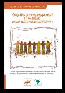 Education à l'environnement et politique : quelles places pour les associations ?