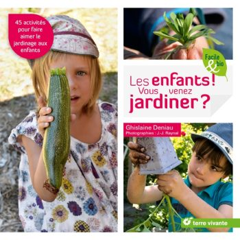Les enfants, vous venez jardiner !
